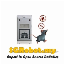 Ultrasonic Anti Mosquitoes,Pest, Rats/Mouse Reject Repeller Repelling