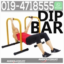 Dip Training Bar-Pull Up-Calisthenics_Parallettes Workout
