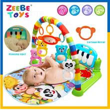 Baby Toys Colourful Musical Play Gym Playgym Play Mats Playmat Animal
