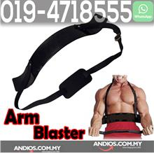 Arm Blaster Curl Bicep Bomber Heavy Triceps Duty Body Building Fitness