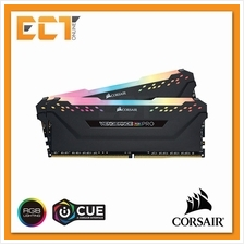 Corsair Vengeance RGB PRO 16GB (8GBx2) DDR4 3000MHz C15 Gaming Desktop