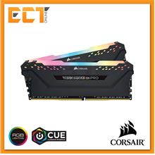 Corsair Vengeance RGB PRO 16GB (8GBx2) DDR4 2666MHz C16 Gaming Desktop