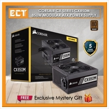 Corsair CX Series CX850M 850W 80 PLUS Bronze Certfied Modular ATX PSU