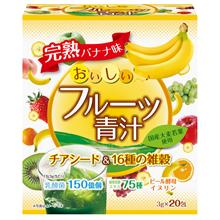 Tasty Chia Seed 16 Grains Fruit Juice Banana Flavour (20 sachets)