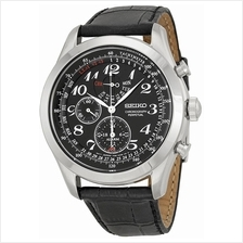 SEIKO SPC133P1 Neo Classic Chronograph Perpetual LSB Quartz Black