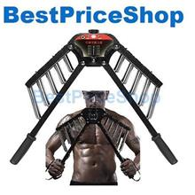 20 to 60kg Adjustable Power Twister Spring Chest Arm Expander Strength
