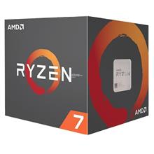 AMD Processor AM4 RYZEN 7 2700X 3.7GHz YD270XBGAFBOX
