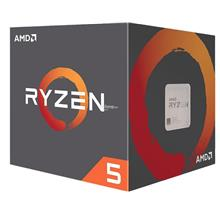 AMD Processor AM4 RYZEN 5 2600 3.4GHz YD2600BBAFBOX