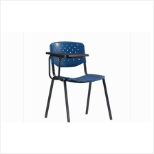 Corporate Furniture Student Chair Epoxy Frame Plastic Table Top SCPE08