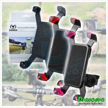 Bicycle Phone Holder Adjustable 360 Degree Rotate Mount Bike 4 to 6.5