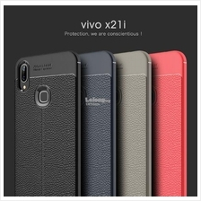 VIVO X21 / VIVO Y71 Anti-fingerprint Shockproof Slim TPU Case
