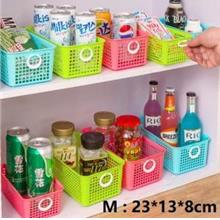Creative Three-tier Rectangular Racks-M
