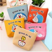 Korean Creative PU Leather Mini Pouch