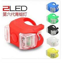 6th Gen. Safety LED Front/Back Lamp for Bicycle Tyre