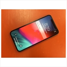 IPHONE X 64GB USED GOOD CONDITION RM2899