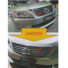 TOYOTA CAMRY '12 Front Grille [Chrome]