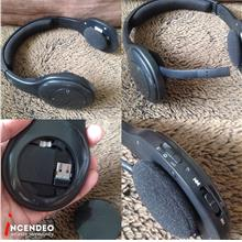 **incendeo** - LOGITECH Wireless USB and Bluetooth Stereo Headset H800