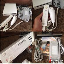 **incendeo** - NINTENDO wii Game Console RVL-001(JPN)