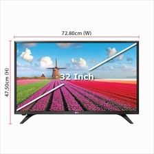 LG TV 32-Inch Full HD Ready TV (2017 Model - 32LJ500D) 2 x HDMI
