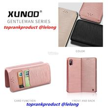 XUNDD Apple iPhone X iPhoneX Flip Wallet Case Cover Casing