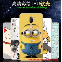Coolpad Cool Play 6 Soft Cartoon TPU Back Case Cover Casing