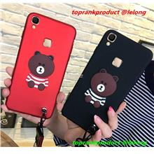 MCWL ViVO V3 / Max 3D Cartoon Design Silicone Back Case Cover Casing