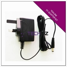 Yealink IP Phone 5V 600mA Power Supply