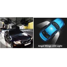 ANGLE WING SHADOW LIGHT WHITE