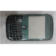 BLACKBERRY CURVE 8520 GRAY HOUSING
