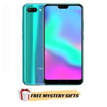 HONOR 10 5.84 128GB 4GB RAM DUAL SIM MALAYSIA SET - PHANTOM GREEN