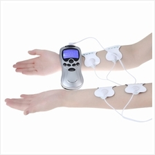 4 ELECTRODE HEALTH CARE TENS ACUPUNCTURE ELECTROTHERAPY MASSAGE MACHINE PULSE