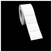 Barcode Label for Ink Ribbon barcode printer 35*25 mm