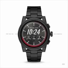 MICHAEL KORS ACCESS MKT5029 Grayson Smartwatch SS Bracelet Black
