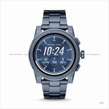 MICHAEL KORS ACCESS MKT5028 Grayson Smartwatch SS Bracelet Blue