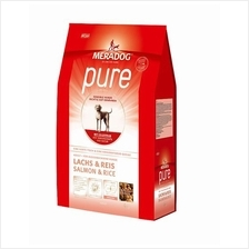 Meradog Pure Adult Salmon & Rice 4kg)