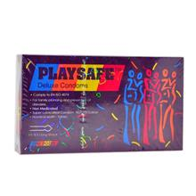 PLAYSAFE LONG SHOCK / TAHAN LAMA / PROLONG / LONG LASTING CONDOM (KOND