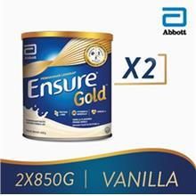 Ensure Gold Vanilla 850g x 2)