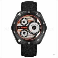 HAMILTON H51598990 Men's ODC X-03 Auto Jupiter Interstellar nylon LE