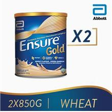 Ensure Gold Wheat 850g x 2 )