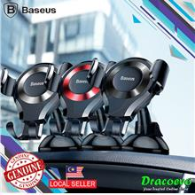 Baseus Universal Car Phone Holder Gravity Reaction Flexible Dashboard
