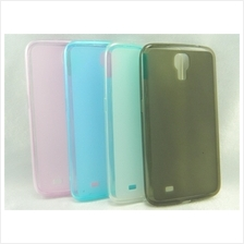 Samsung Galaxy Mega 6.3 I9200 Pudding Transparent TPU Soft Tinted Case