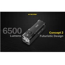 Nitecore Concept 2 @ 4 Cree XHP35 HD LEDs Flashlight - 6500 Lumens