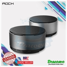 Rock S10 Mini Bluetooth 4.2 Speaker Sound Wireless Support TF Card Ste