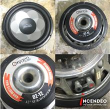 """**incendeo** - OXYGEN Audio 12"""" 400Watts Sub-Woofer"""