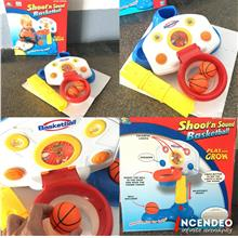 **incendeo** - Smart Baby Shoot'n Sound Basketball Toy Set