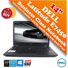 Dell Latitude E7450 i7-5600U 256GB SSD Business Class Notebook Offer!!