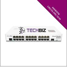 CRS125-24G-1S-IN Mikrotik 24 Gigabit Switch Port SFP Port