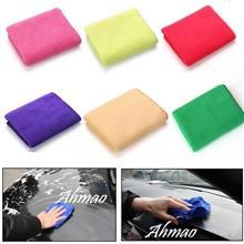 3 pcs 70x30cm Microfiber Car Wash Towel (Ship with Pos Laju)
