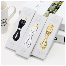 Ori Remax Radiance RC041 Charging Data Cable Apple iPhone Micro USB