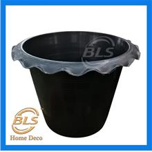 DIAMETER 30 CM WATER LILY LOTUS FLOWER POT NO HOLE PASU TERATAI